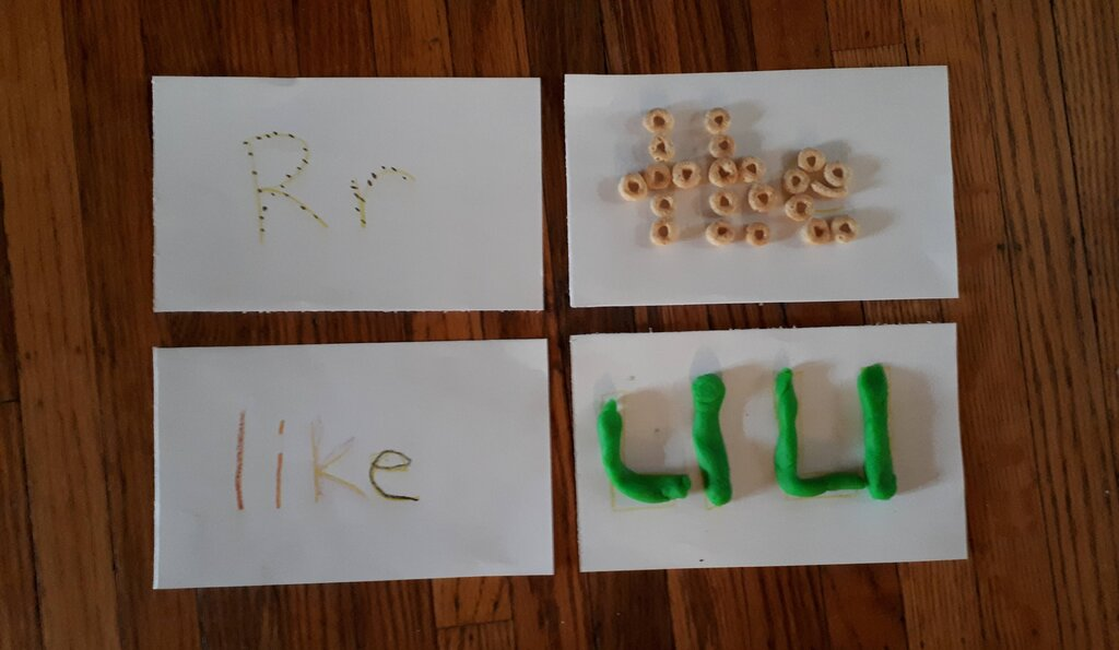 early literacy activities at home - make it fun